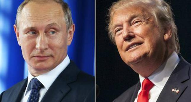 بوتين يشيد بـمواهب وشخصية ترامب ويرحب بتحسين العلاقات معه