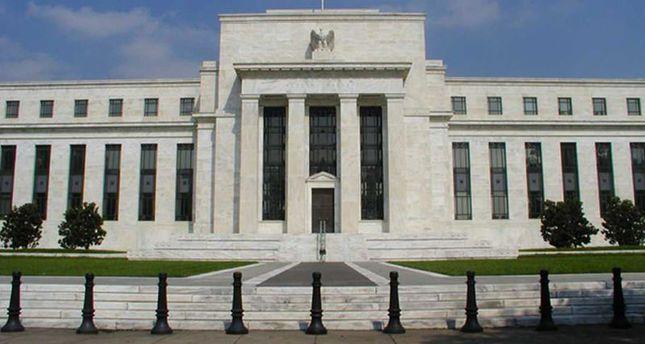 مقر مجلس الاحتياطي الفيدرالي البنك المركزي الأمريكي بواشنطن  (اسوشيتد برس)