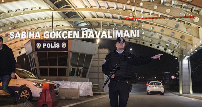 انفجار مجهول في مطار صبيحة غوكتشين في اسطنبول، ولا تعطل لحركة الطائرات