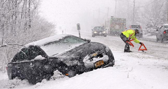 علماء أتراك يبتكرون اسفلتا مانعا للتجمد لتفادي الحوادث في الشتاء