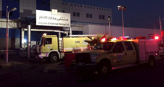 25 قتيلا وأكثر من مئة جريح في حريق مستشفى في السعودية
