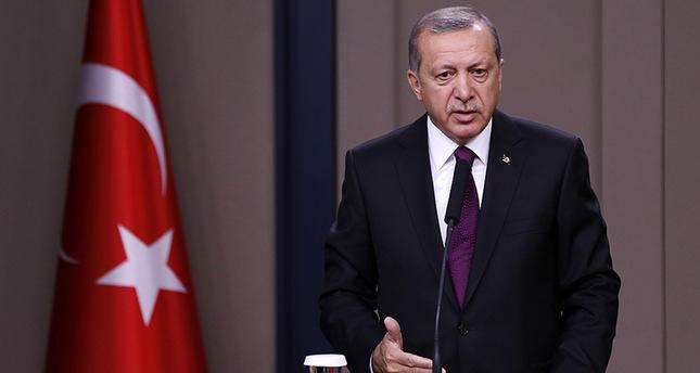 أردوغان : تصريحات رئيس حزب الشعوب الديمقراطي خيانة واضحة للوطن