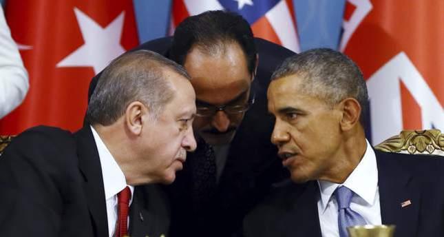 تقارير تشير الى تجسس البيت الأبيض على أردوغان، وواشنطن لا تنفي