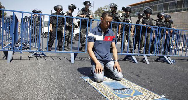 النيابة الاسرائيلية تدرس تمرير حكم يجرّم التكبير داخل المسجد الأقصى