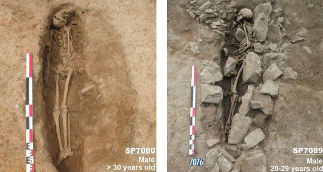 العثور على أقدم مقبرة إسلامية في جنوب فرنسا
