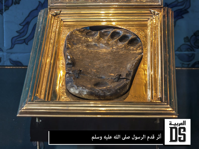 بالصور.. تعرف على الأمانات المقدسة في متحف توب كابي في اسطنبول ...