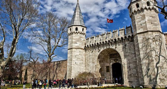 نتيجة بحث الصور عن متحف توب كابي اسطنبول