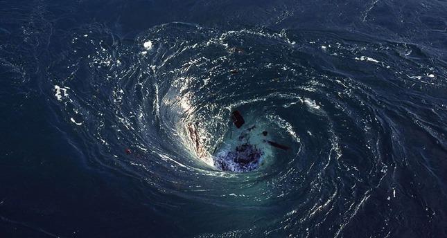 أعماق المحيط تكشف عن أحد أسرار مثلث الموت برمودا