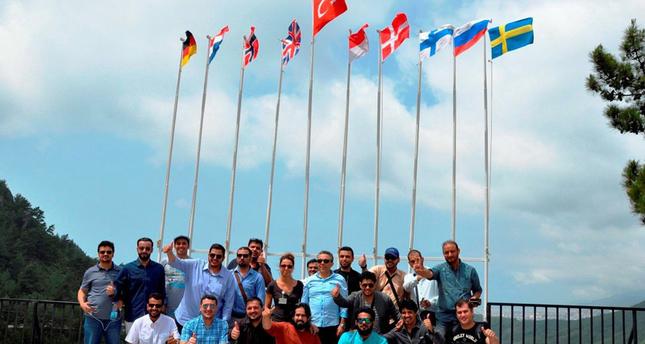 مشاهير مواقع التواصل الاجتماعي العرب يجتمعون في أنطاليا لدعم السياحة