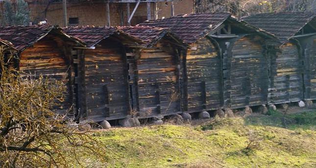 200 jährige Getreidespeicher in Balıkesir für den Tourismus vorbereitet