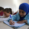 Türkei richtet 10 vorübergehende Schulen für Syrer ein