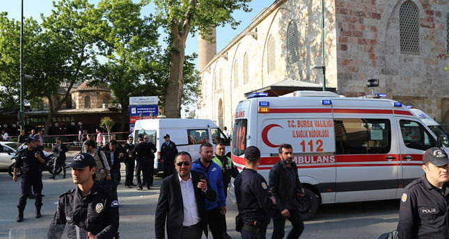 PKK-Partner TAK bekennt sich zum Anschlag in Bursa