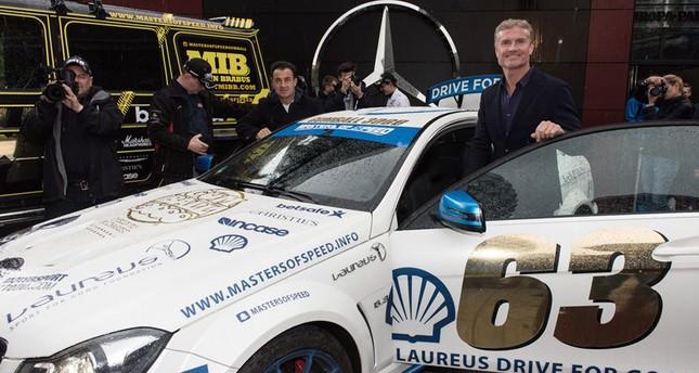 Formel-1-Star gibt vorübergehend Führerschein ab