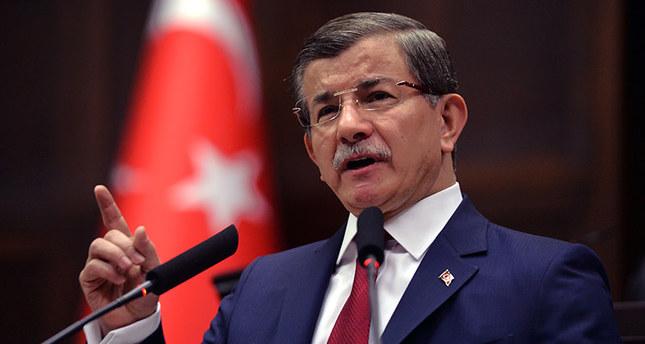 Davutoğlu schließt klar Gespräche mit der PKK aus