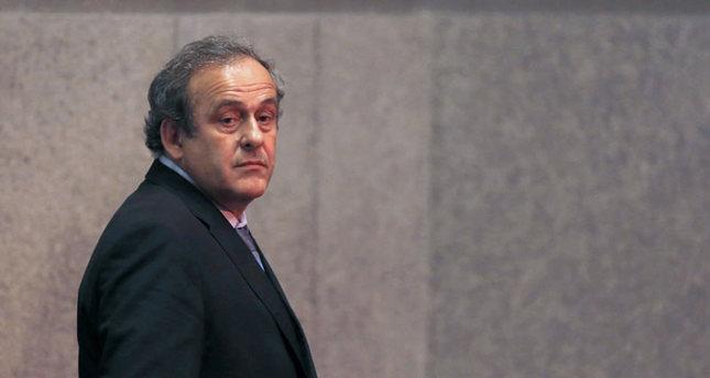 UEFA-Präsident Platini bleibt gesperrt