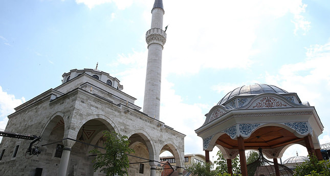 Türkei restauriert historische Moschee zur Pracht in Bosnien