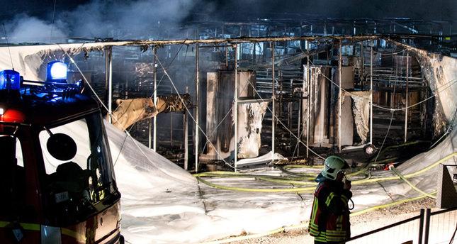Gelsenkirchen: Brand in Asylunterkunft - Kein Hinweis auf fremdenfeindlichen Hintergrund