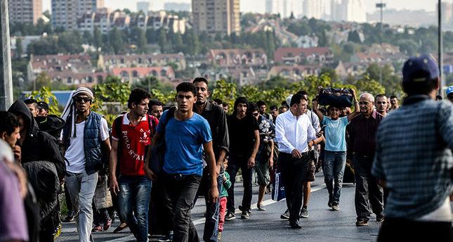 Migranten könnten wieder in die EU strömen, falls Visa-Liberalisierung nicht eingeführt wird