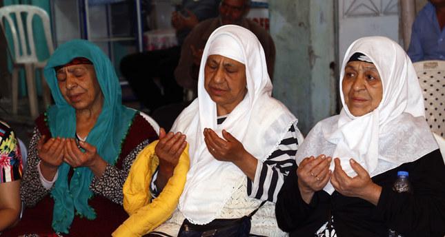33 Roma besuchen die heilige Stätte Mekka