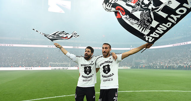 Beşiktaş gewinnt türkischen Süper Lig