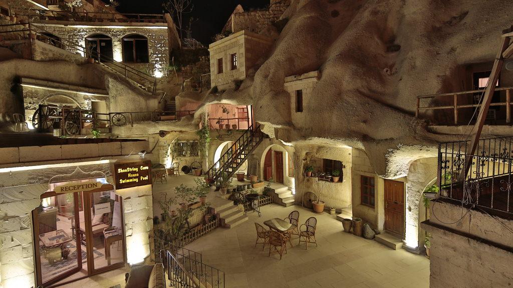 3. Shoestring Cave House, Göreme