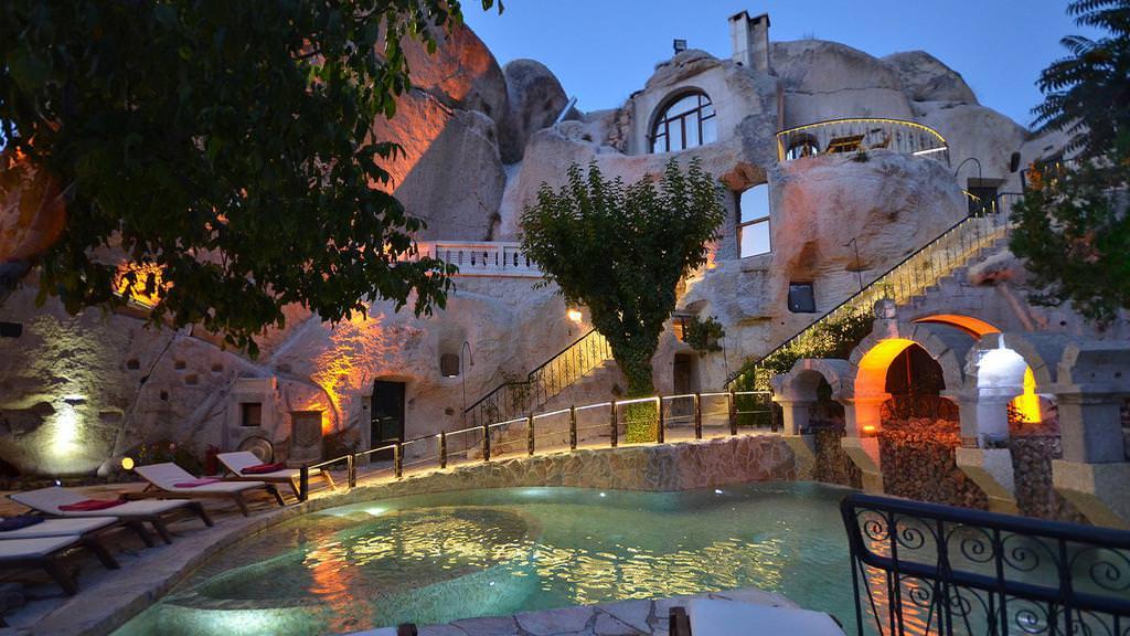6. Gamirasu Cave Hotel, Ürgüp