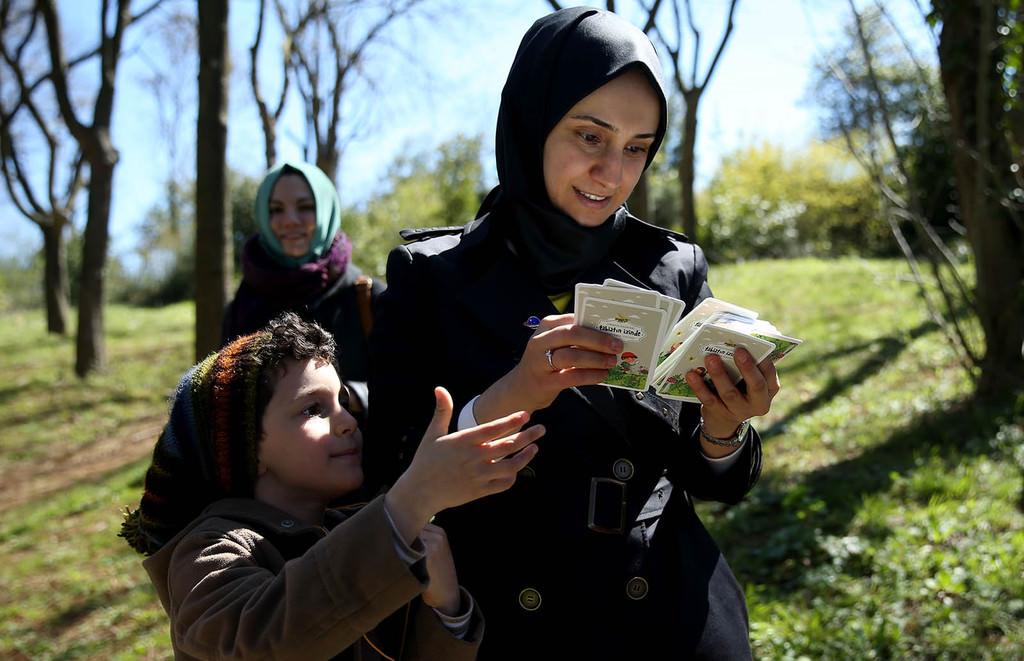 16,000 children become 'forest explorers' through Turkish program
