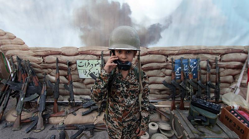 Military theme park in Iran raises questions on indoctrination of children