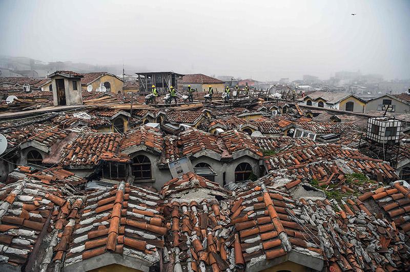 Roof of Grand Bazaar