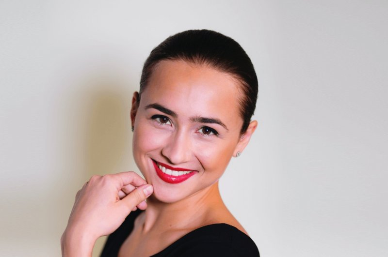Anna Tsybuleva has performed on major stages in the world and collaborated with famous orchestras. (Courtesy of CRR Concert Hall)