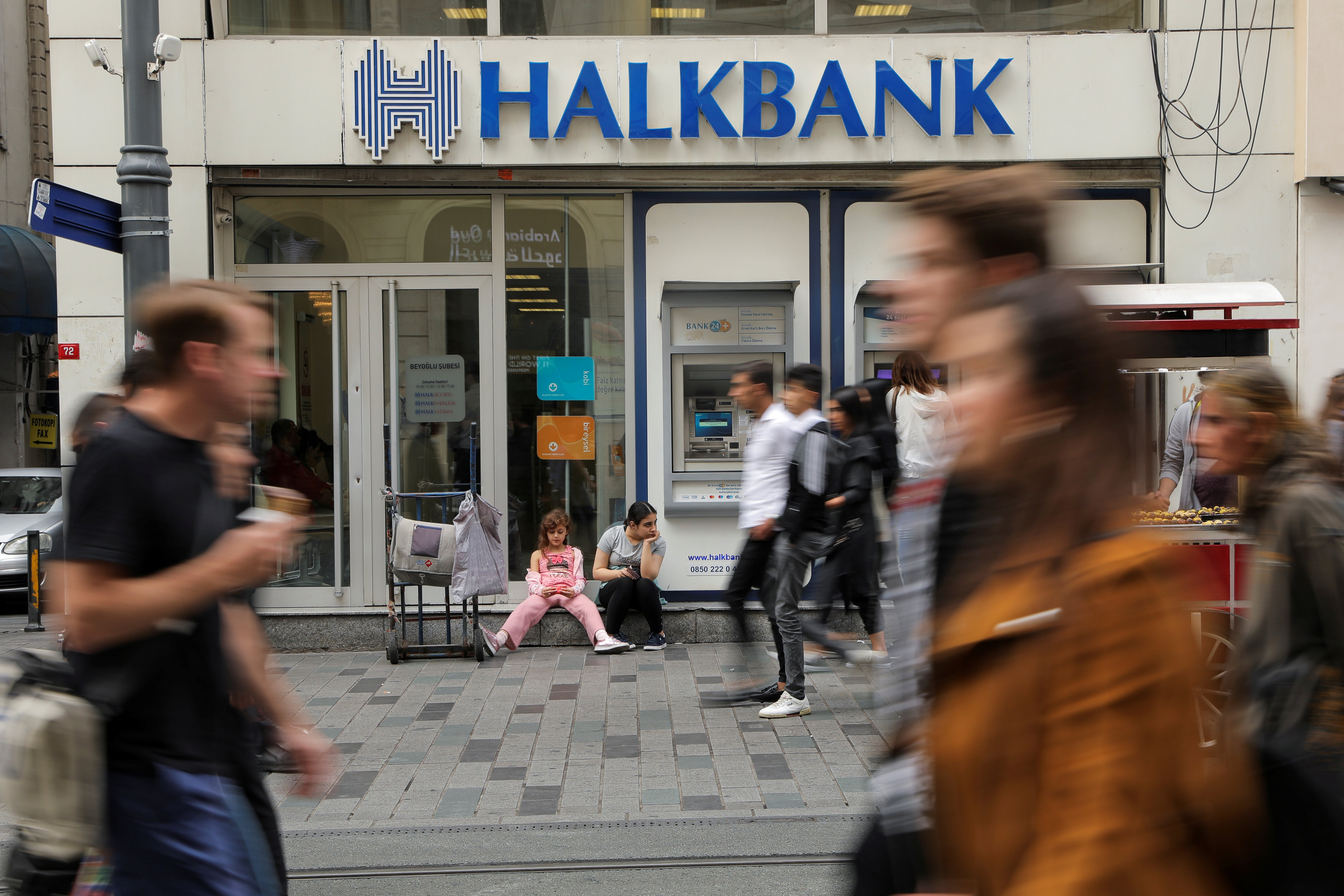 Public lender Halkbank to appear in US court to respond to Iran sanctions charges thumbnail
