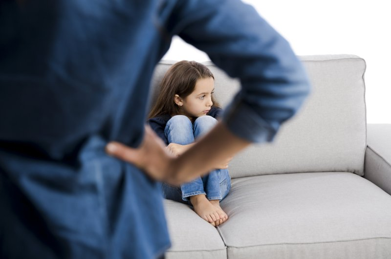 You may think punitive discipline is the answer, but it's not a healthy way to teach your kids about consequences. (iStock Photo)