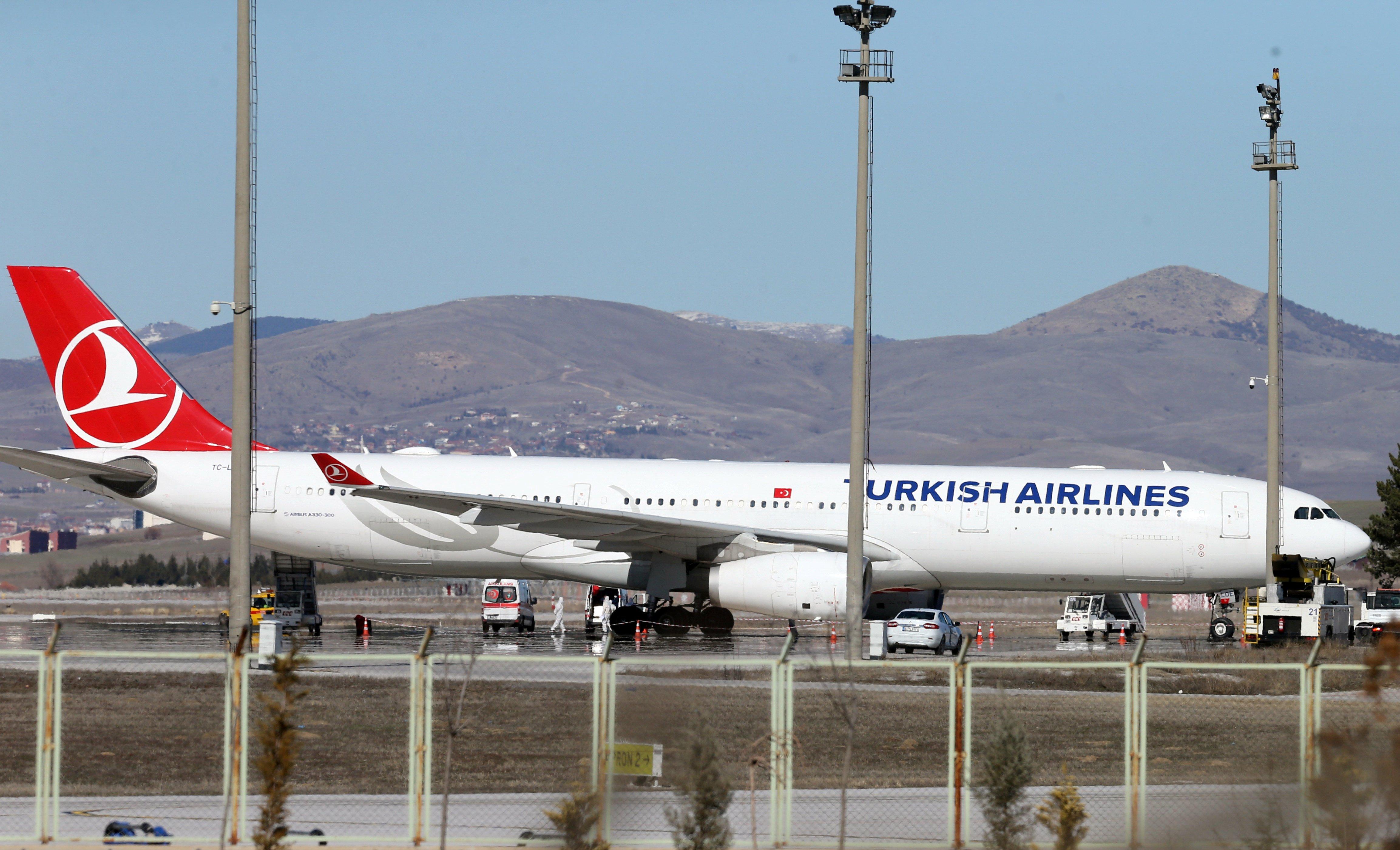 Turkish Airlines Suspends Nakhchivan Flights Reduces Travel To Seoul Amid Coronavirus Measures Daily Sabah