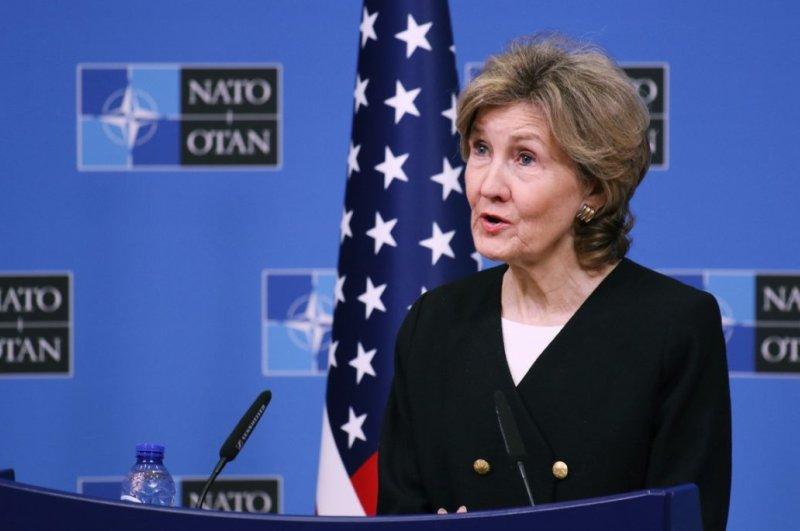 Ambassador Kay Bailey Hutchison (Photo courtesy of US mission to NATO)