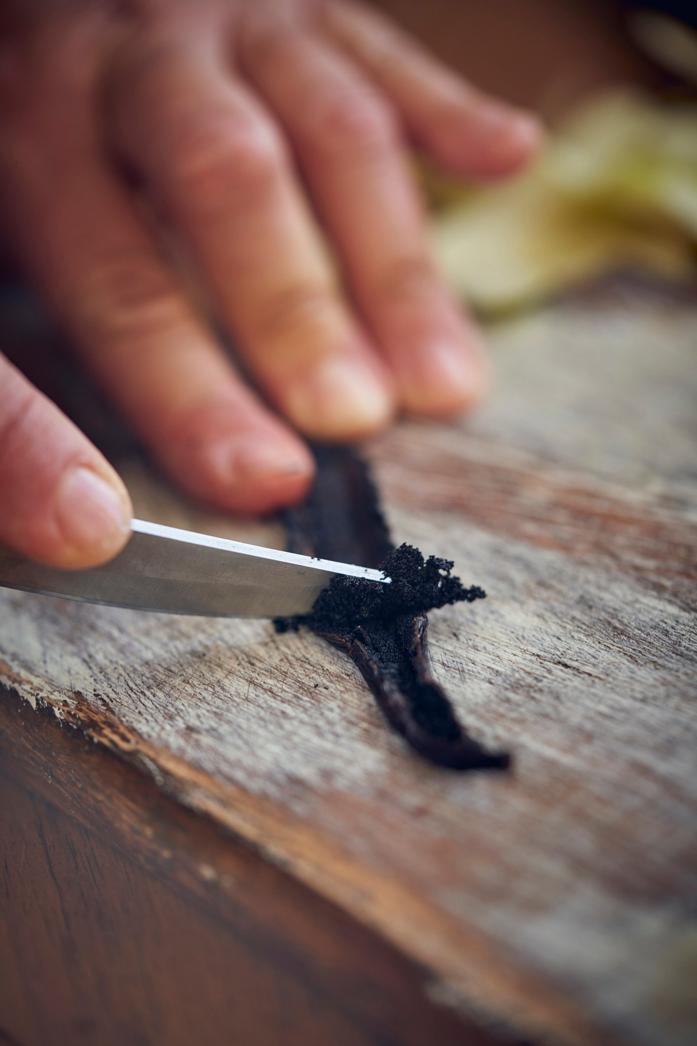 Given the price of vanilla beans nowadays, it's all the more important to make the most of every pod. (iStock Photo)