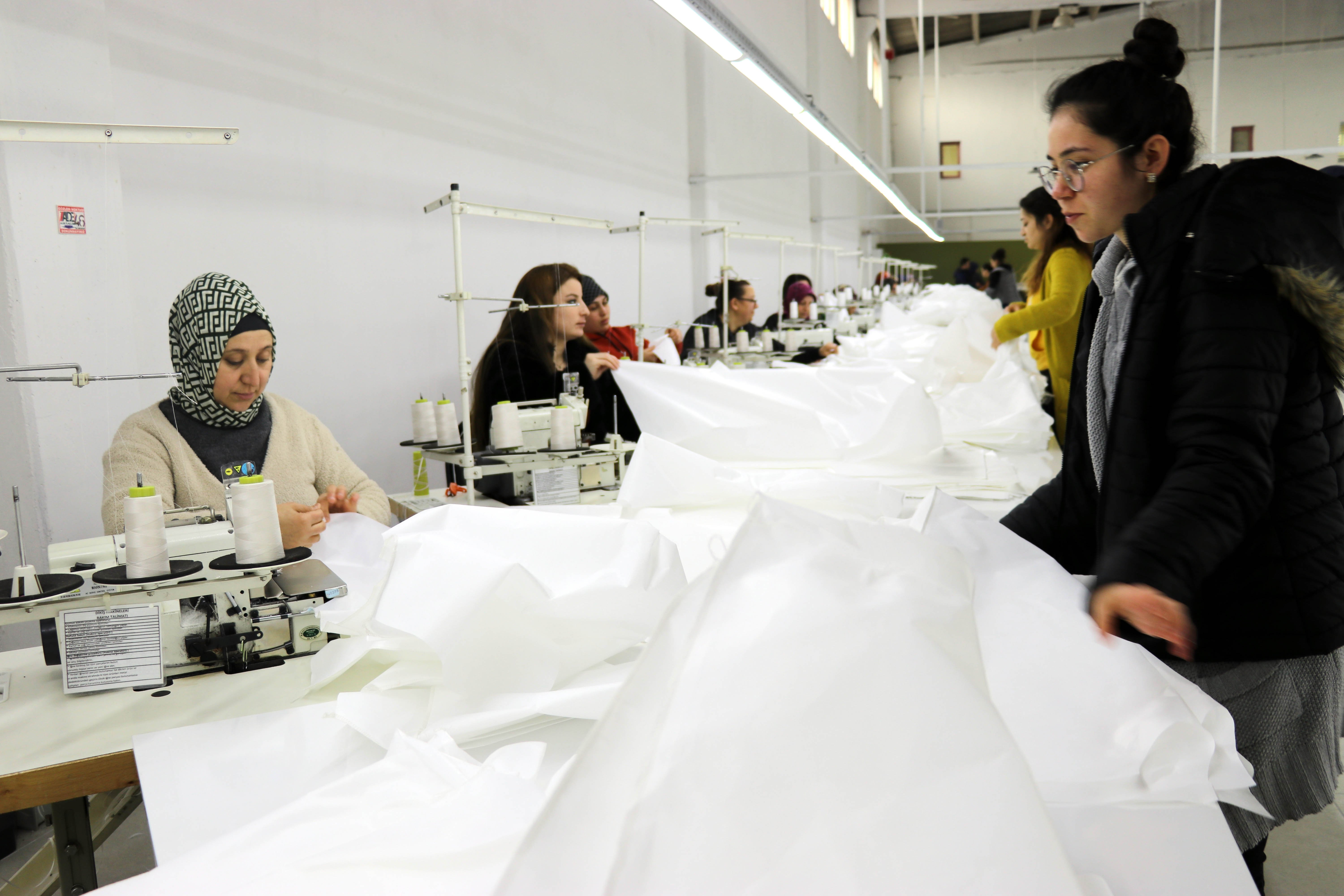 Garment Maker Dedicates Entire Line To Bio Suits Amid High Chinese Demand Daily Sabah