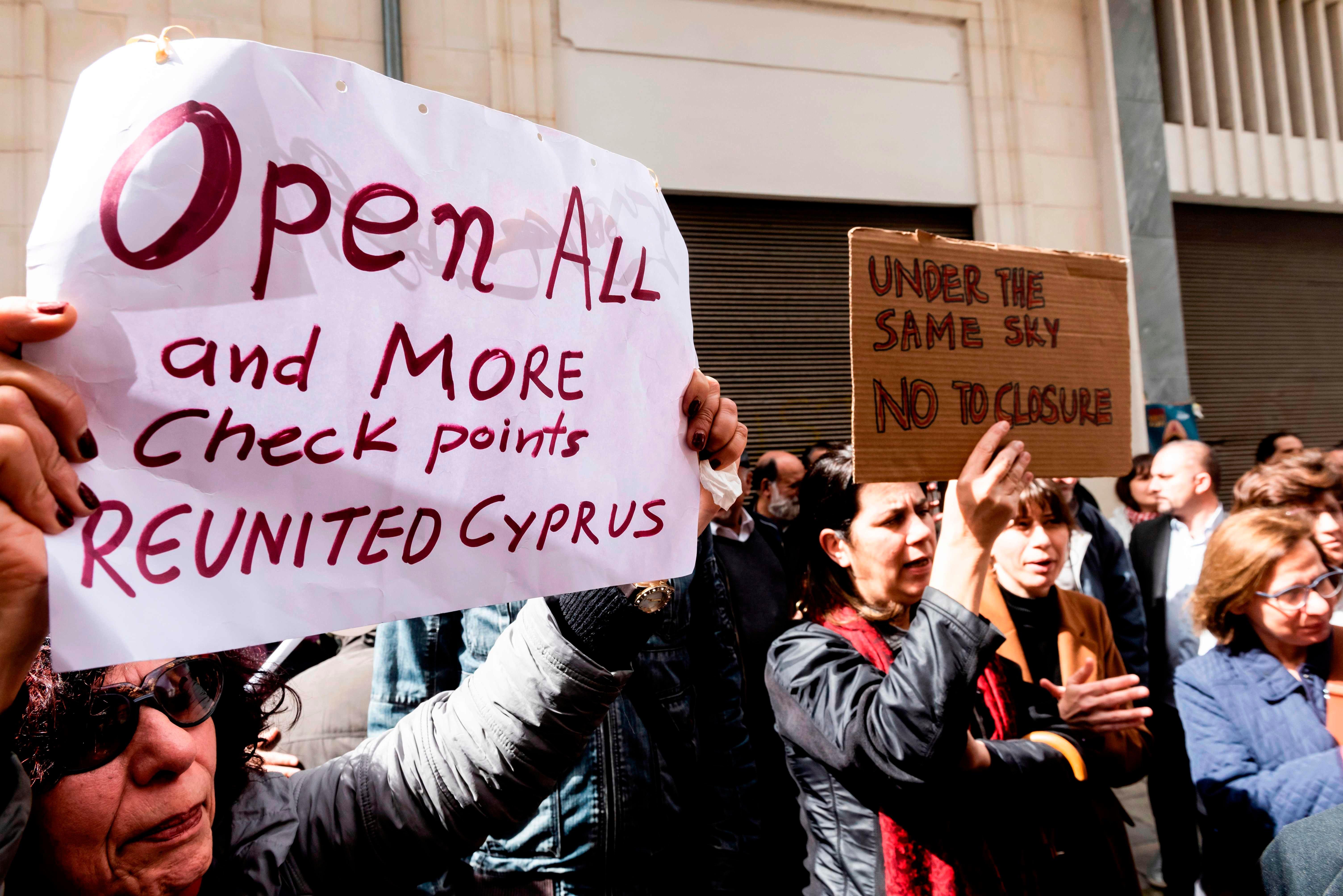 Cypriot homosexuals