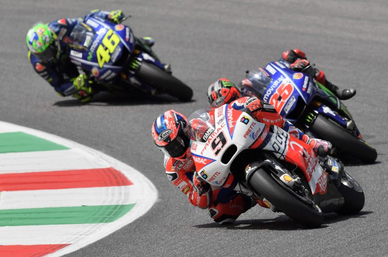 The opening race of the MotoGP season was scheduled to be held at the Losail International Circuit in Doha on March 8. (AFP Photo)