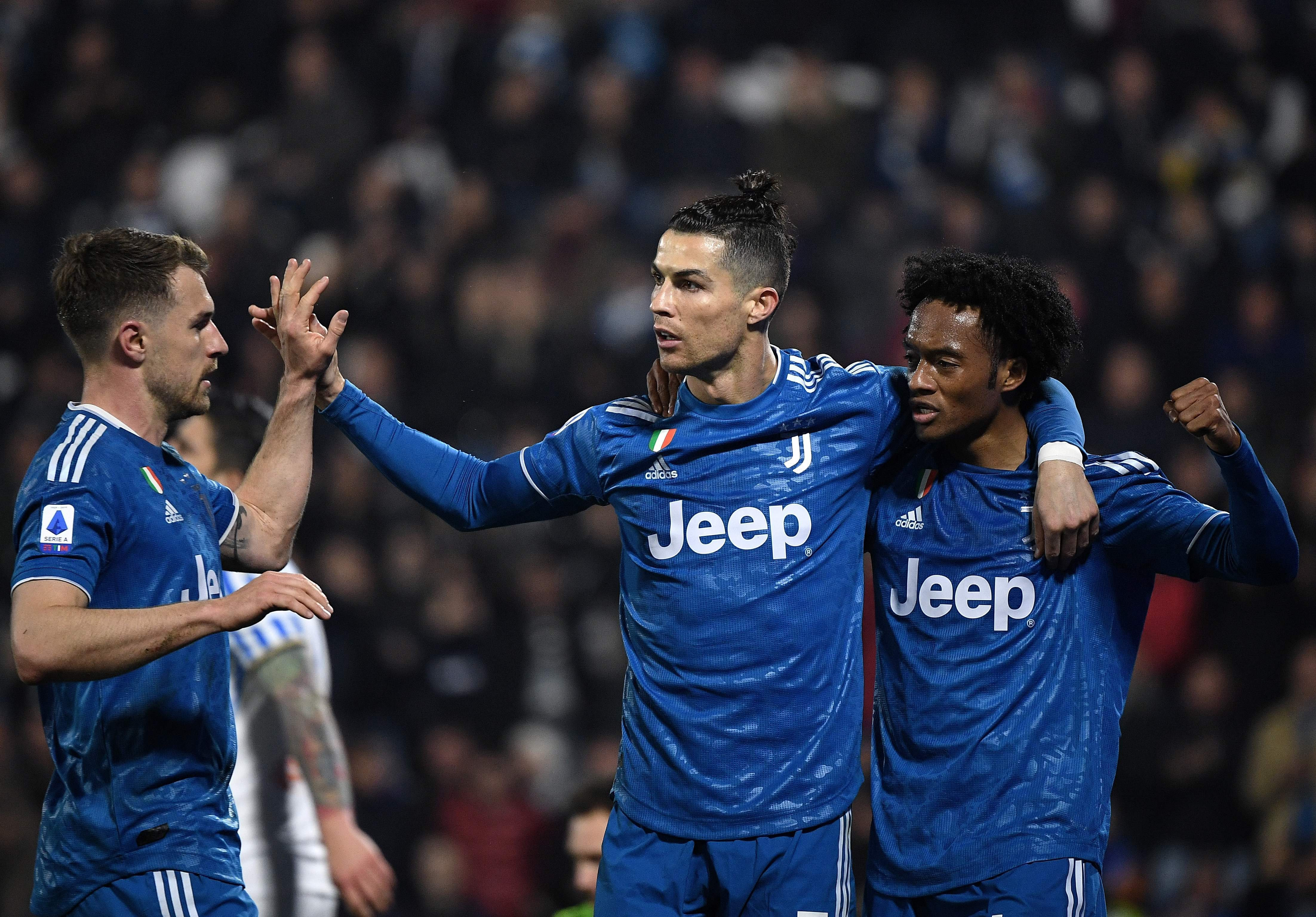 Juve, Inter aim for glory in Coppa Italia clashes   Daily Sabah