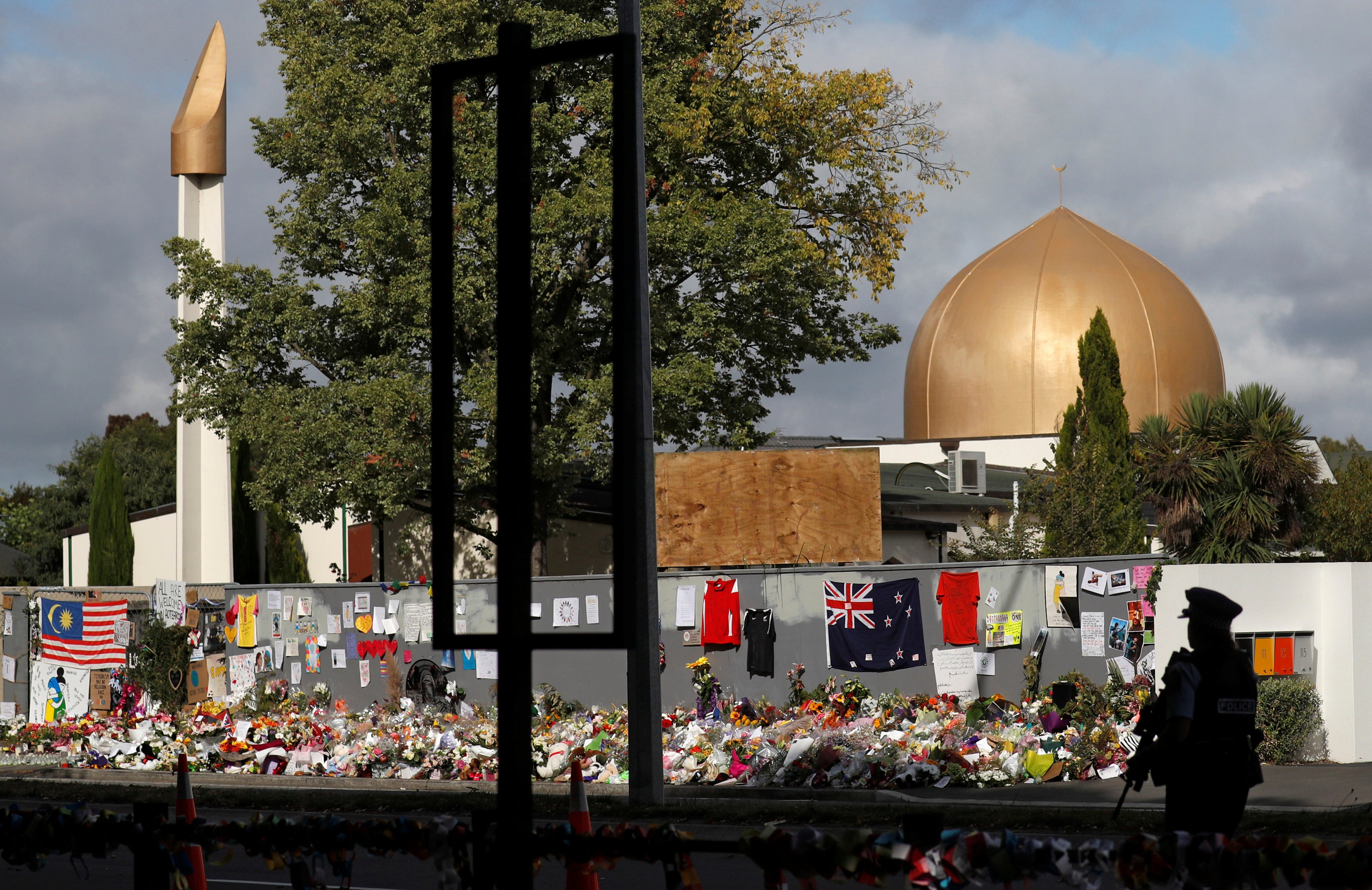 Image result for christchurch mosque attack