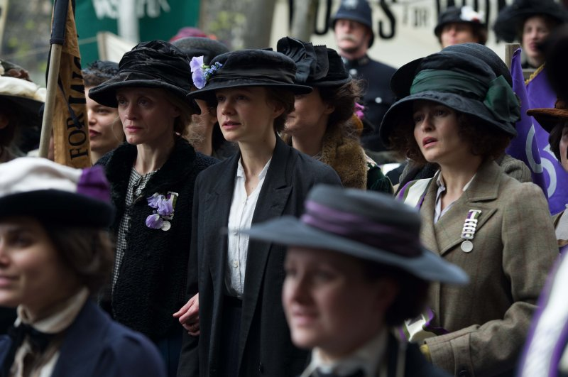 "Sarah Gavron's ""Suffragette"" will be screened at Kundura Cinema's Hollywood Classics."