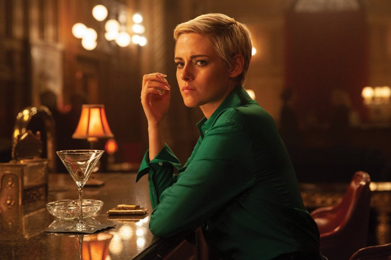 "Kristen Stewart as Jean Seberg in ""Seberg."""
