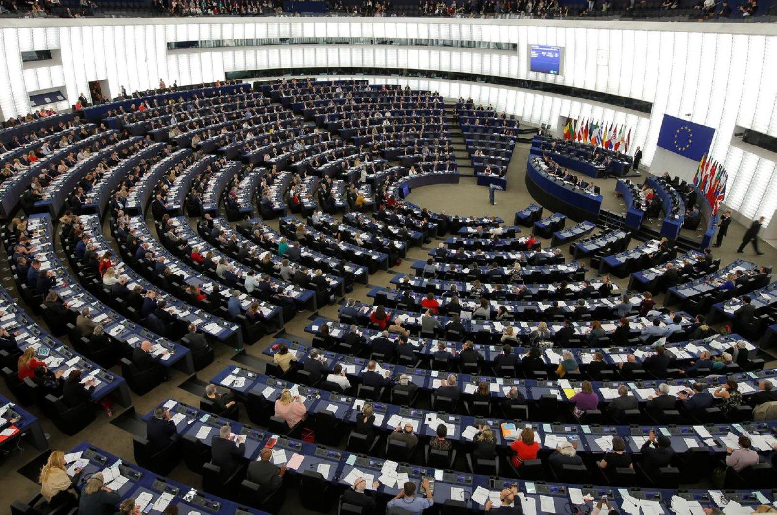 European Parliament (Reuters File Photo)
