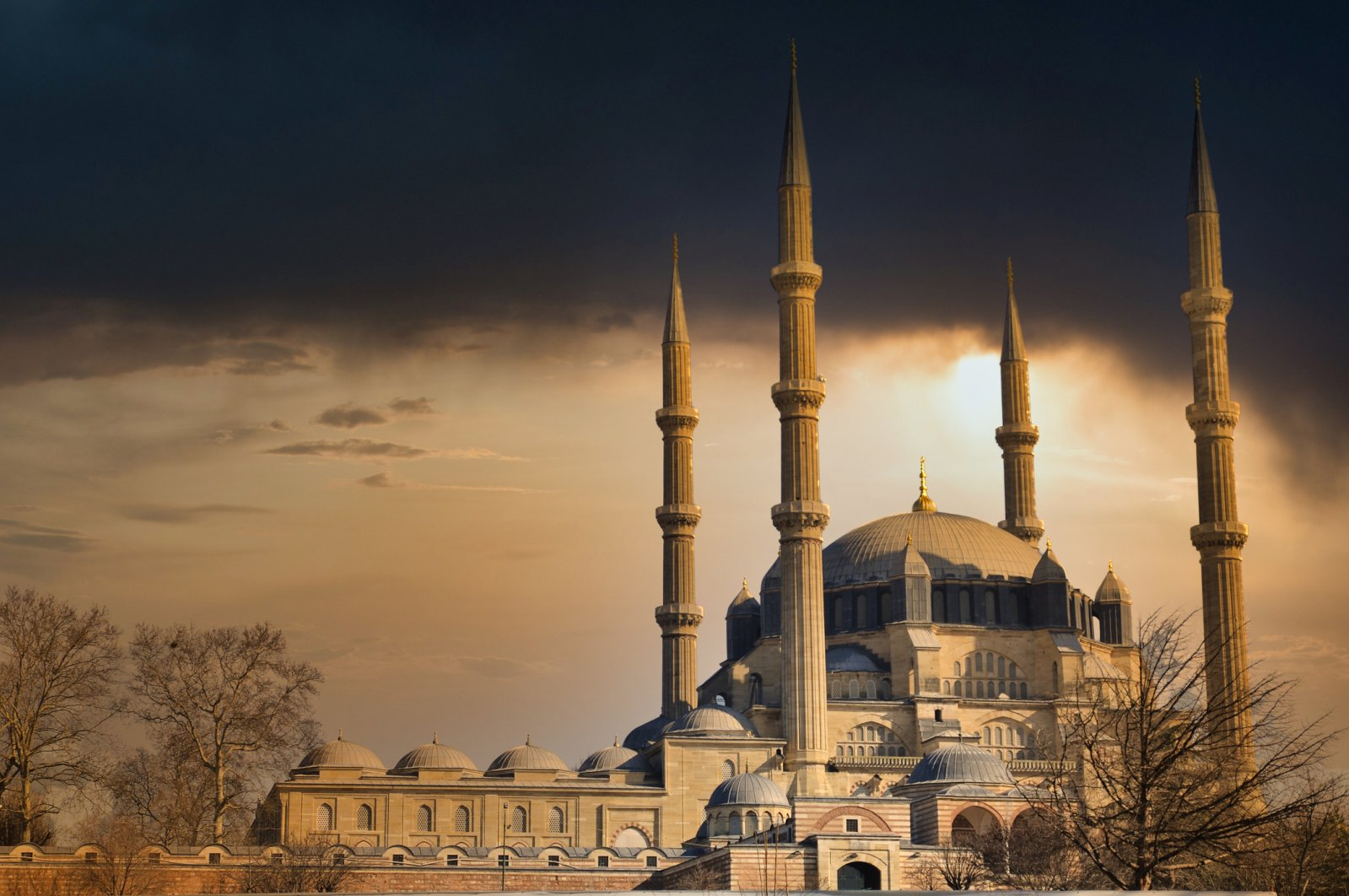 The UNESCO World Heritage Site is regarded as the peak of Turkish-Islamic architecture. (iStock Photo)