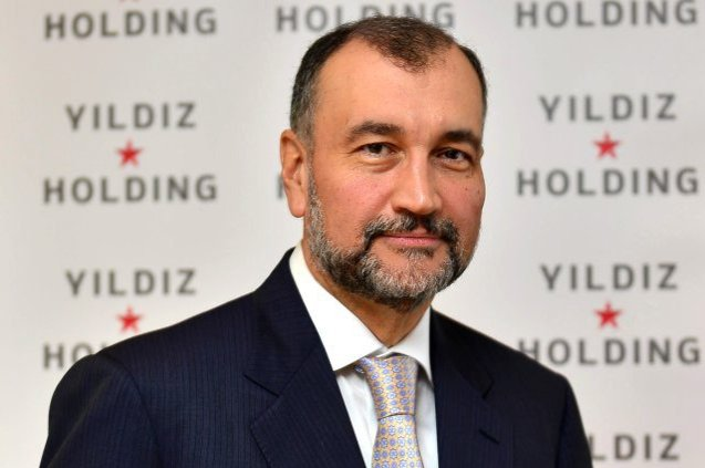 Murat Ülker become Turkey's top richest person according to the annual Forbes Turkey list. (File Photo)