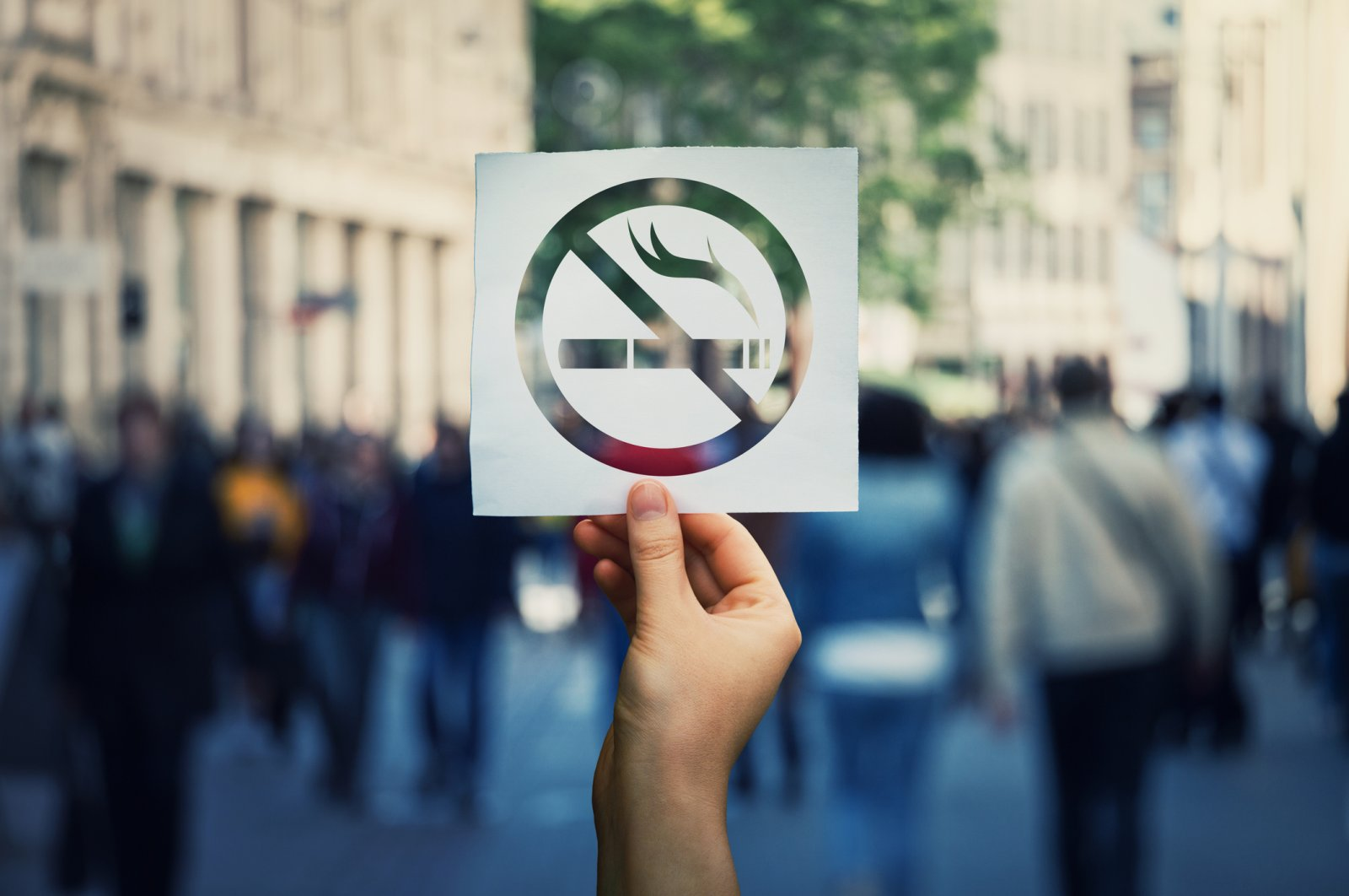 Most people know that smoking is bad for their health and harmful to those around them. (iStock Photo)