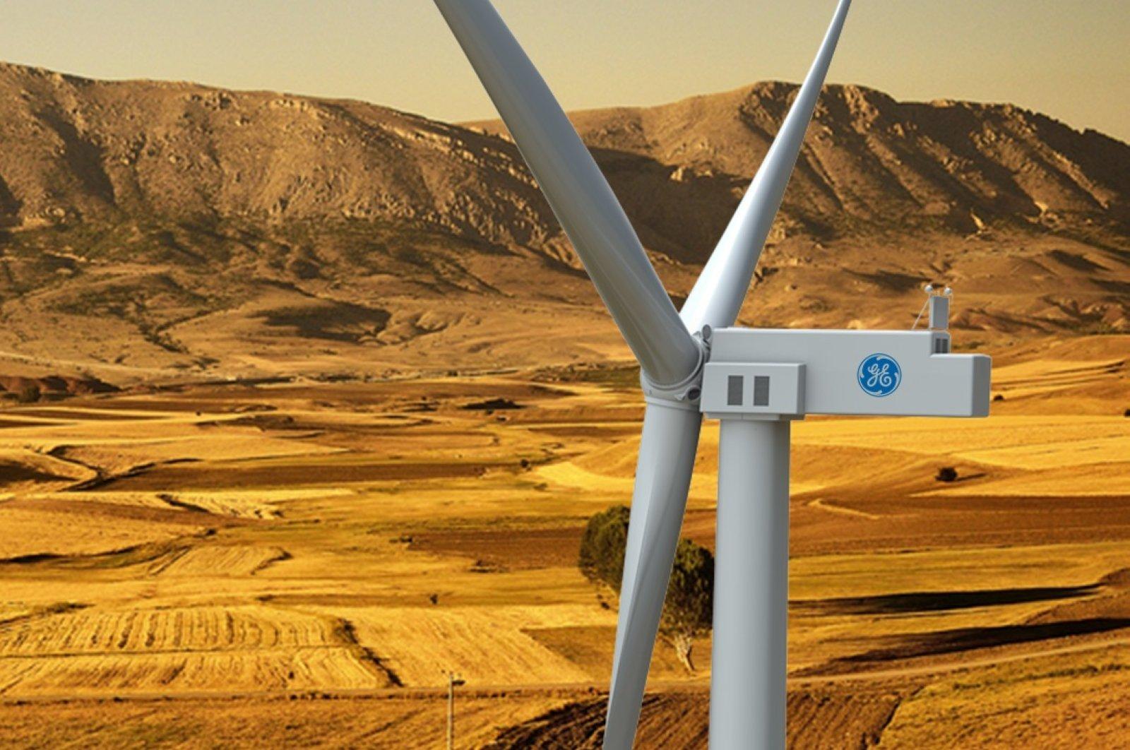 Image courtesy of GE Renewable Energy.