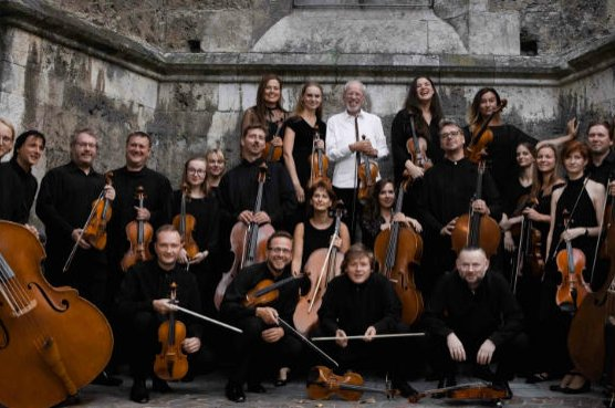 Kremerata Baltica was founded by Latvian violinist Gidon Kremer in 1997. (Courtesy of CRR Concert Hall)