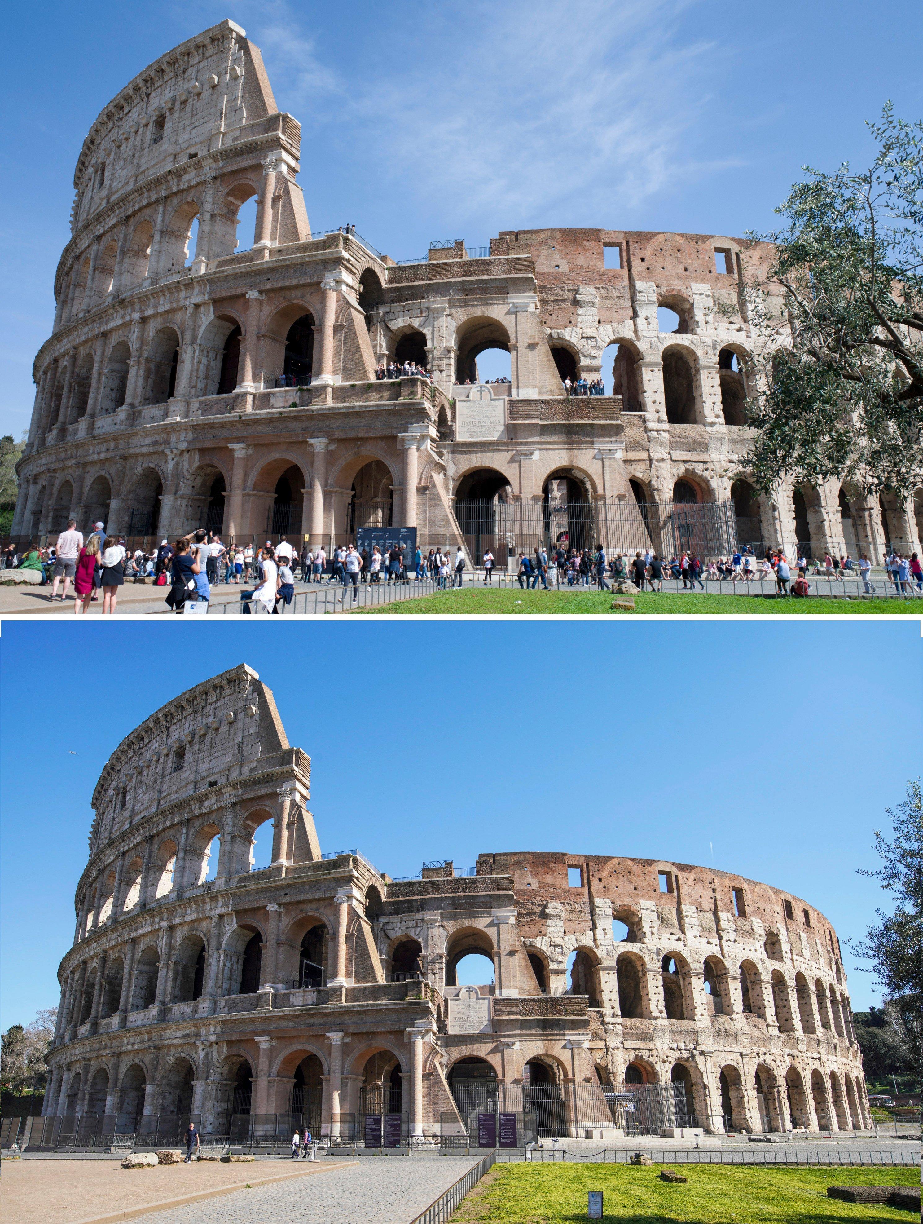 Colosseum.