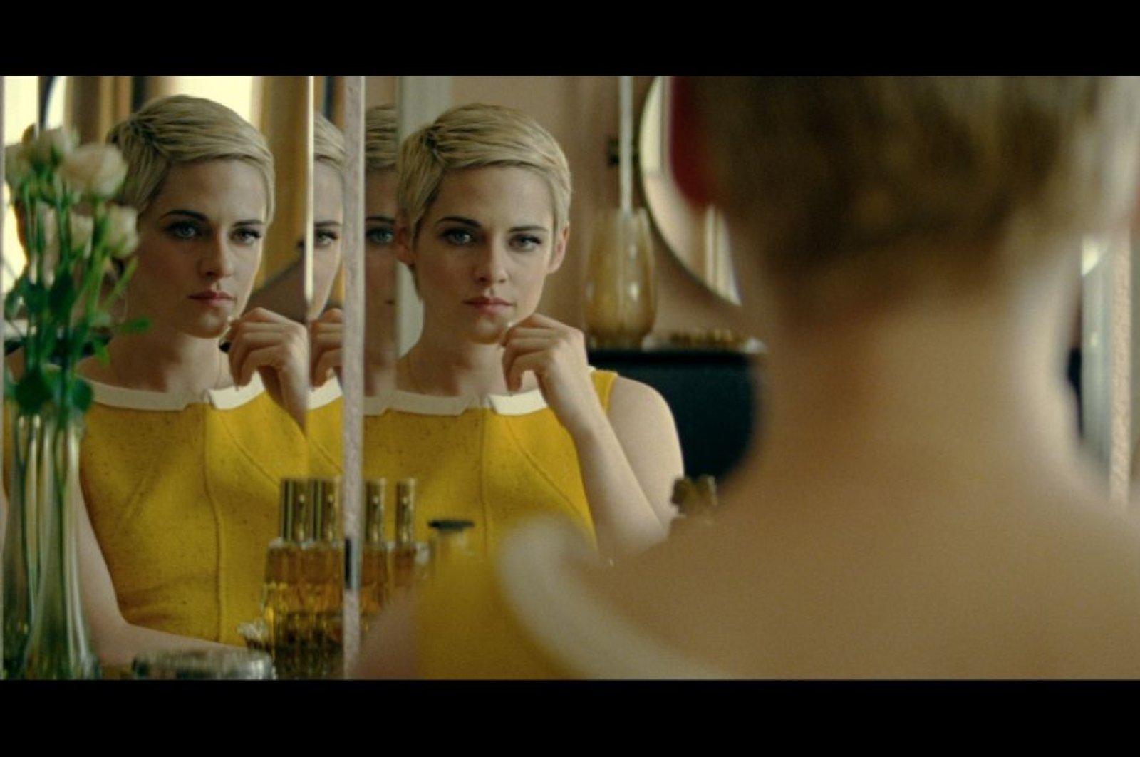 Kristen Stewart as Seberg in the film.